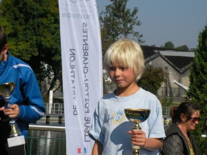 Cognac childrens triathlon
